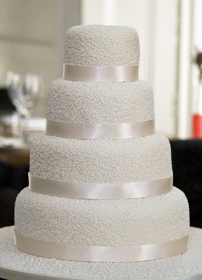 wedding cake 4 tier sizes 4 tier wedding cake designs 21704