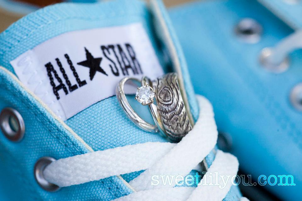 Chuck Taylor Wedding Shoes - Wedding Shoes