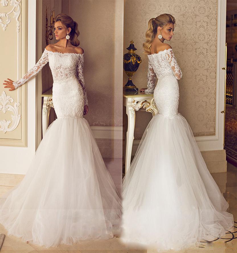 Tight Fitting Wedding Dress