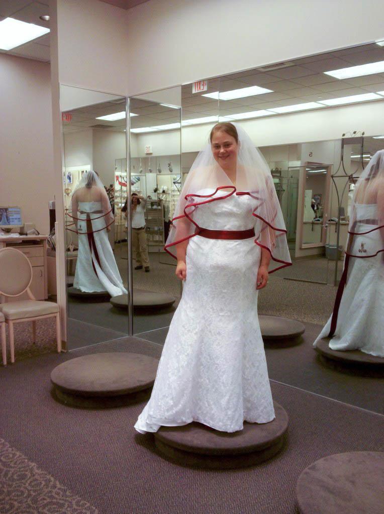 Form Fitting Bridal Dresses