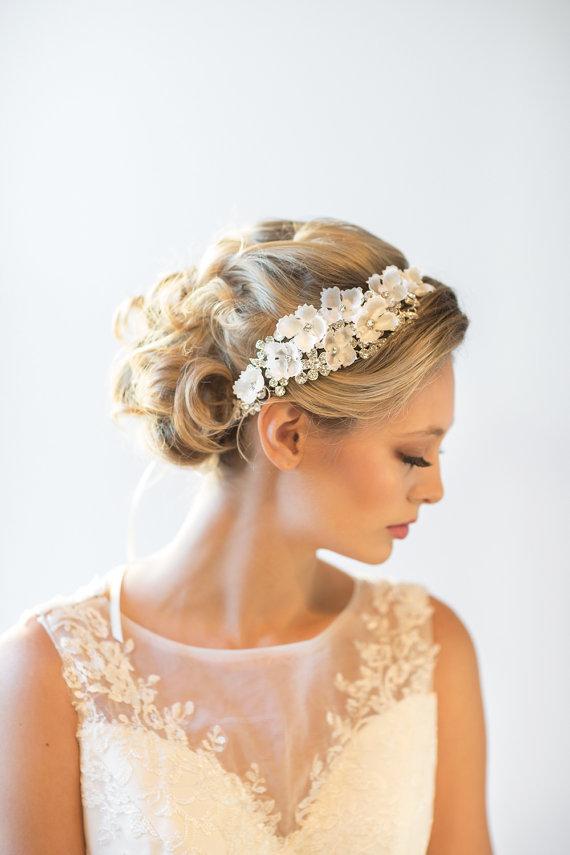 Wedding Hair Headband