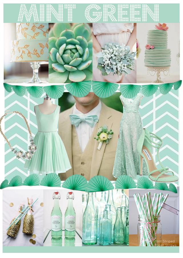 Wedding Ideas Mint Green Inspiring Card Design