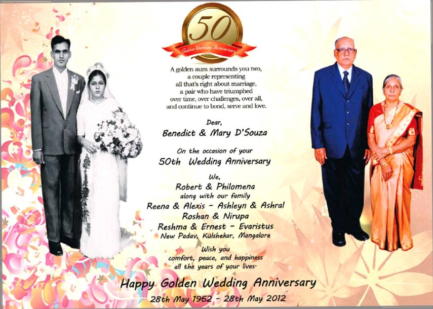Th wedding anniversary cards for grandparents