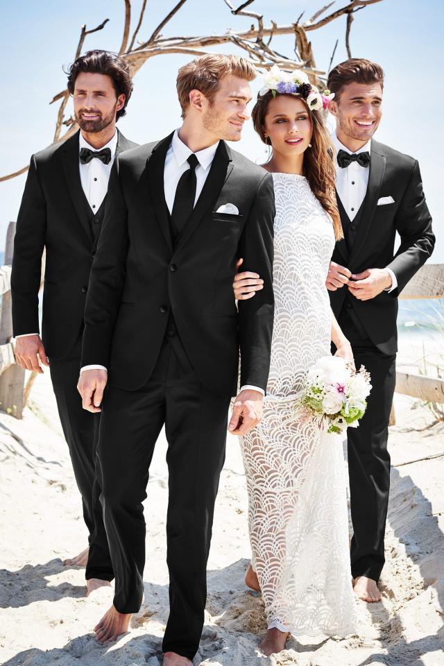 Wedding Tuxedos Suit Rental