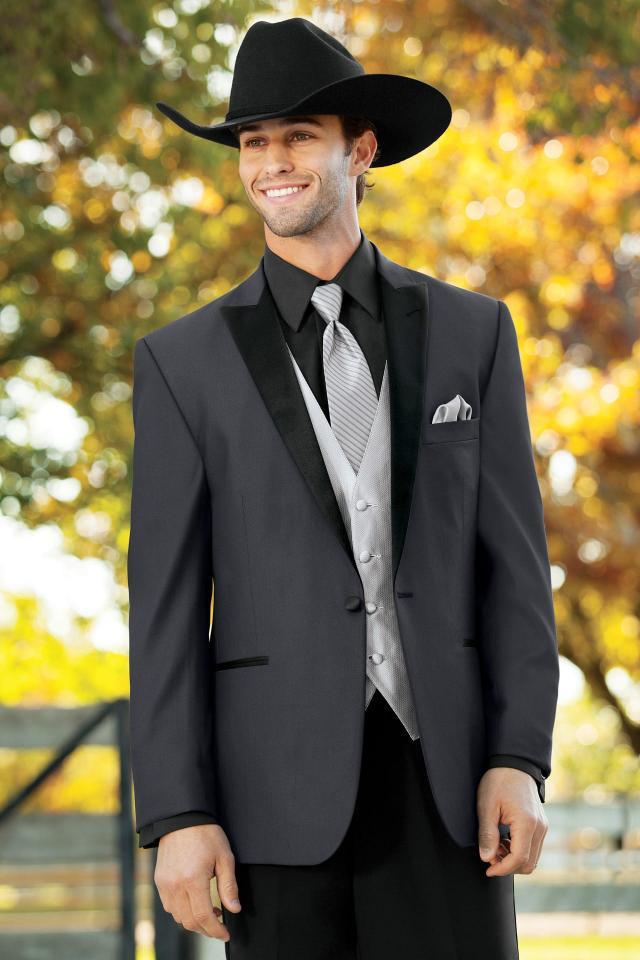 Country Style Wedding Tuxedos