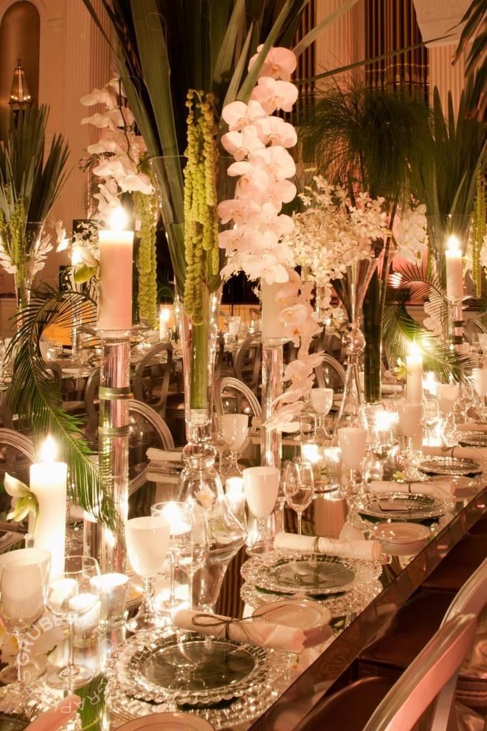 Art Deco Wedding Decorations
