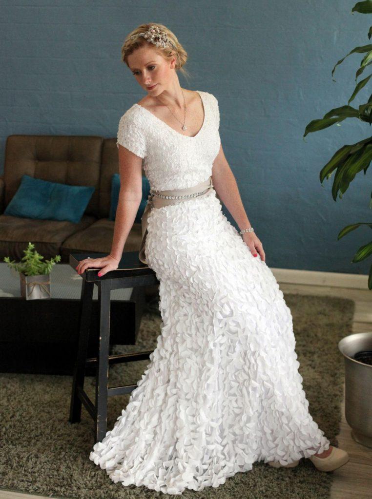 Second Time Around Wedding Dress