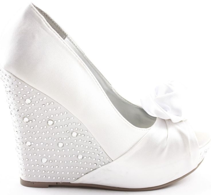 Surprising Wedding Wedges Shoes 33 In Cheap Wedding Dresses With