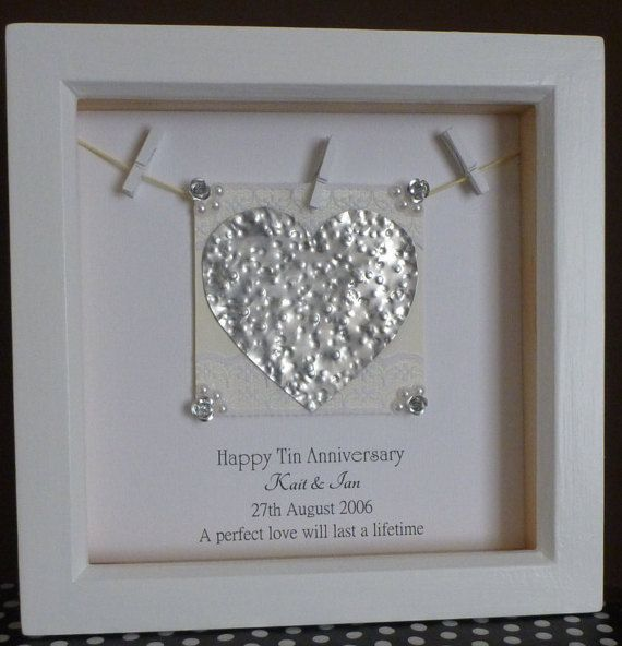 10 Years Wedding Anniversary Gift: Ten Year Wedding Anniversary Ideas