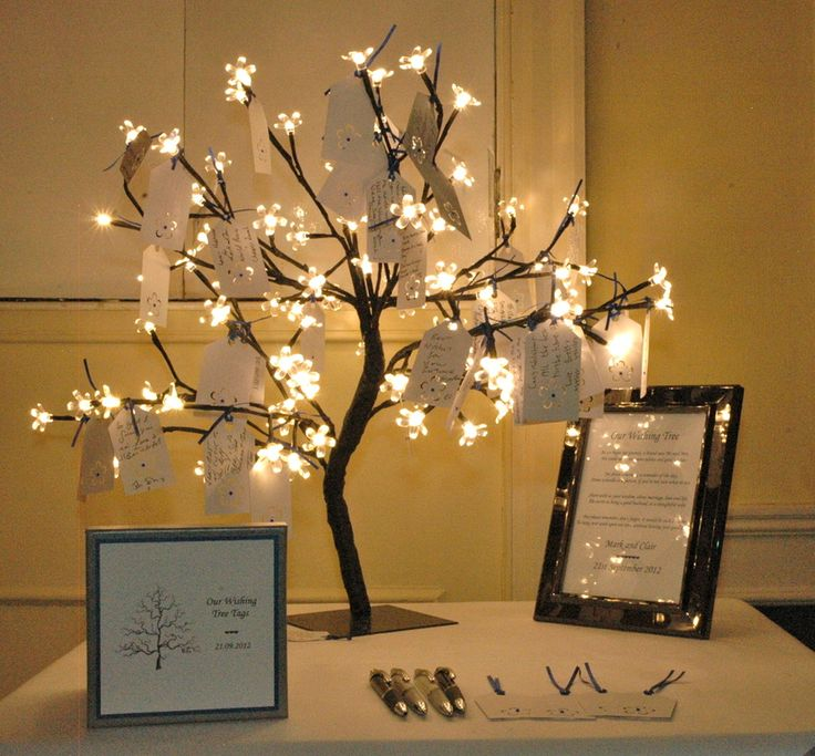 Wedding Advice Tree
