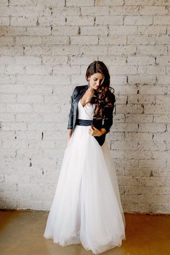 Rocker Wedding Dress