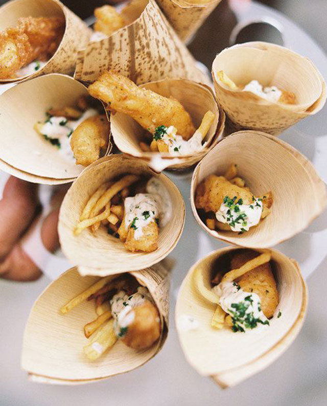 Finger Food Wedding: Ideas For Finger Foods For Wedding Receptions