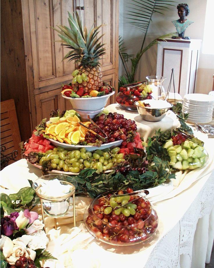 Platter Ideas For Weddings