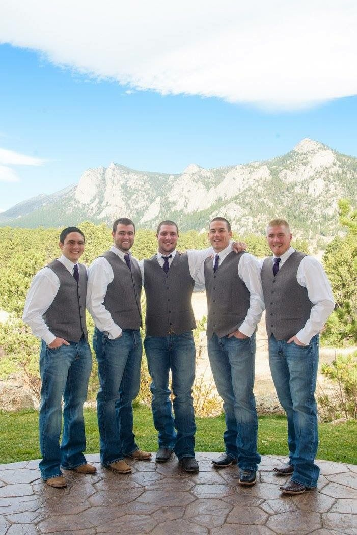 Mens Rustic Wedding Attire