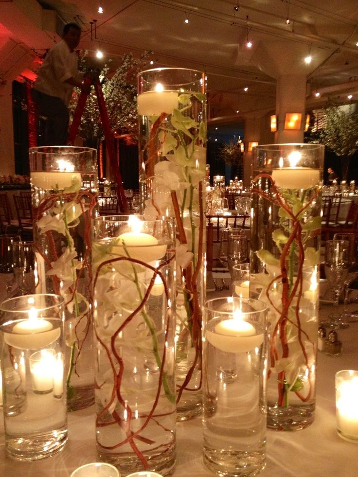 Floating candle wedding centerpieces 280 best floating candle centerpieces images on emasscraft org solutioingenieria Gallery