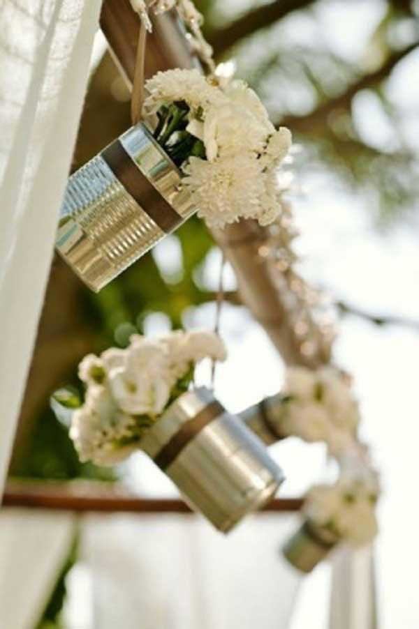 Homemade wedding decoration on a budget solutioingenieria Choice Image