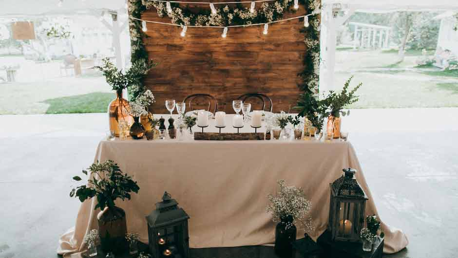 Rustic Wedding Decorations Gallery Wedding Decoration Ideas