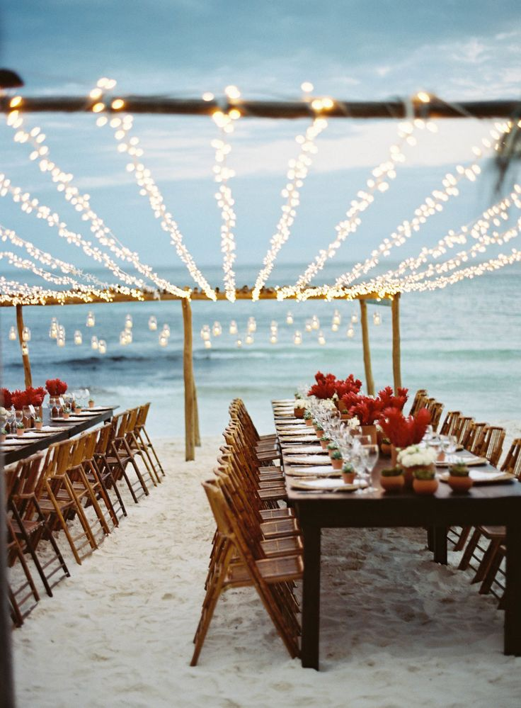 Pictures Of Beach Weddings