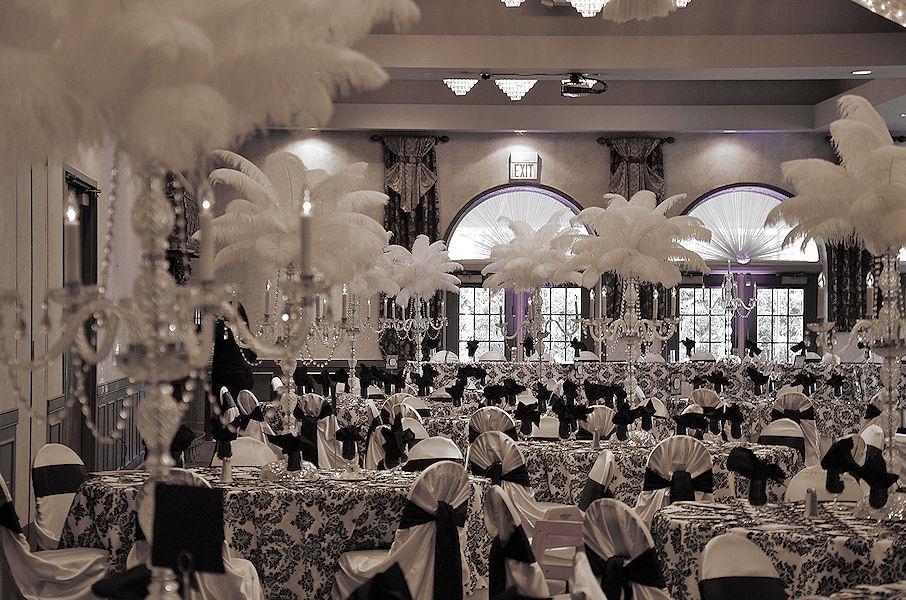 Black N White Wedding Decor Image collections - Wedding Decoration Ideas