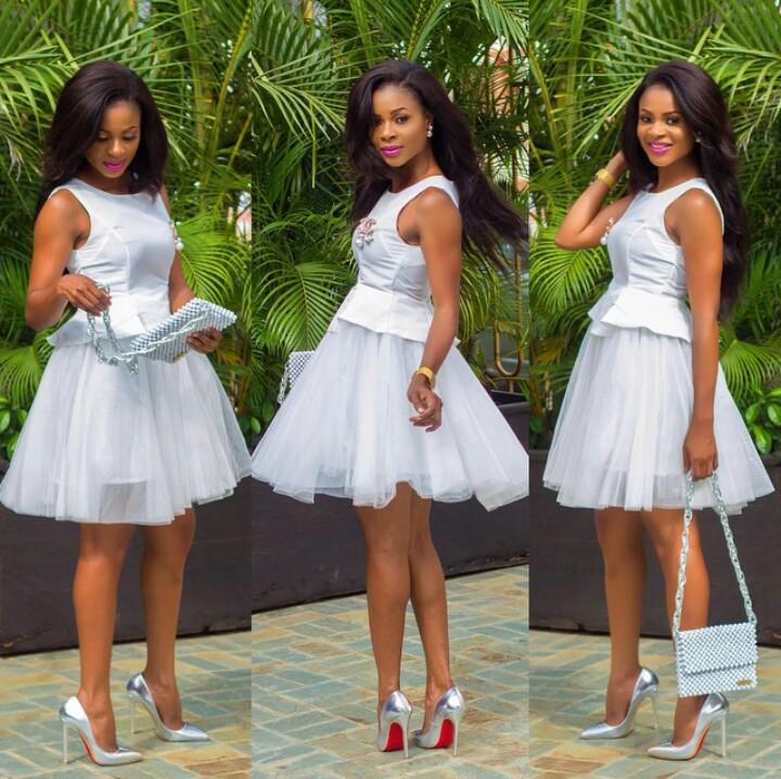 African Wedding Guest Dress