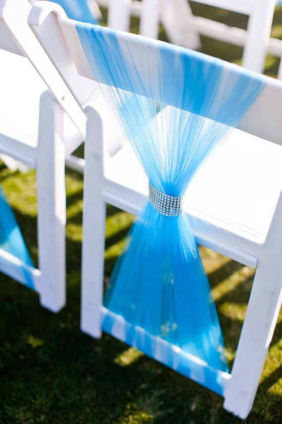 How to use tulle for wedding decorations junglespirit Image collections