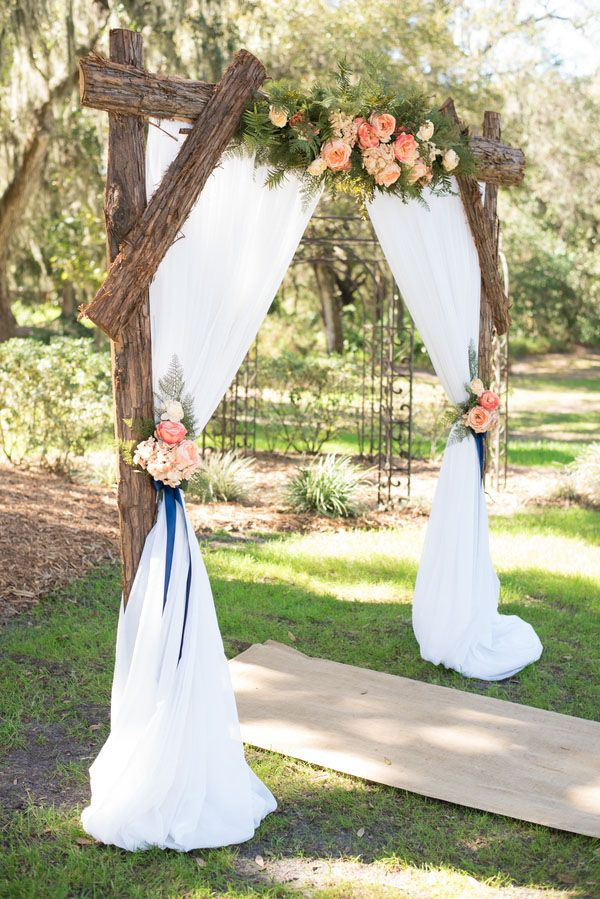 Marvelous Wedding Trellis Decoration Ideas Part - 2: 30 Best Floral Wedding Altars U0026 Arches Decorating Ideas U2013 Stylish Wedd Blog