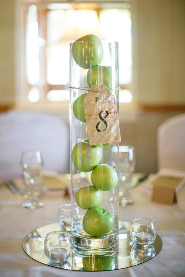 Apple green wedding decorations junglespirit Image collections