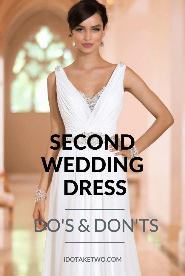 3rd Marriage Wedding Dress