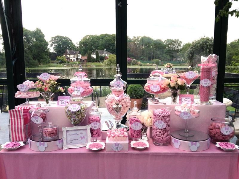 Wedding Reception Candy Table Gallery Wedding Decoration Ideas