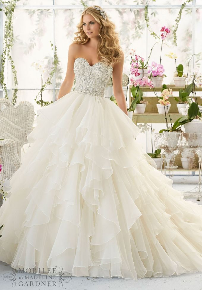 Fancy Wedding Dress