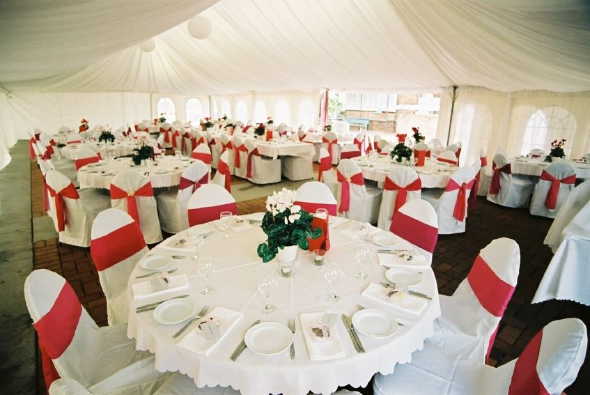 Cheap Tent Decorations Decorate Your Wedding Tent With