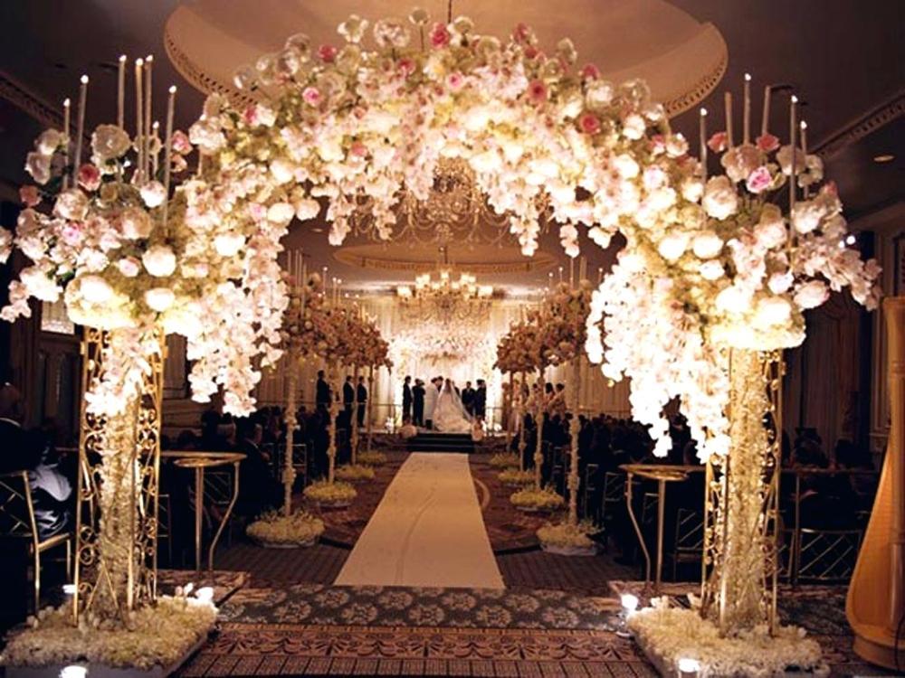 Ballroom Wedding Decorating Ideas Surprising Decorations For