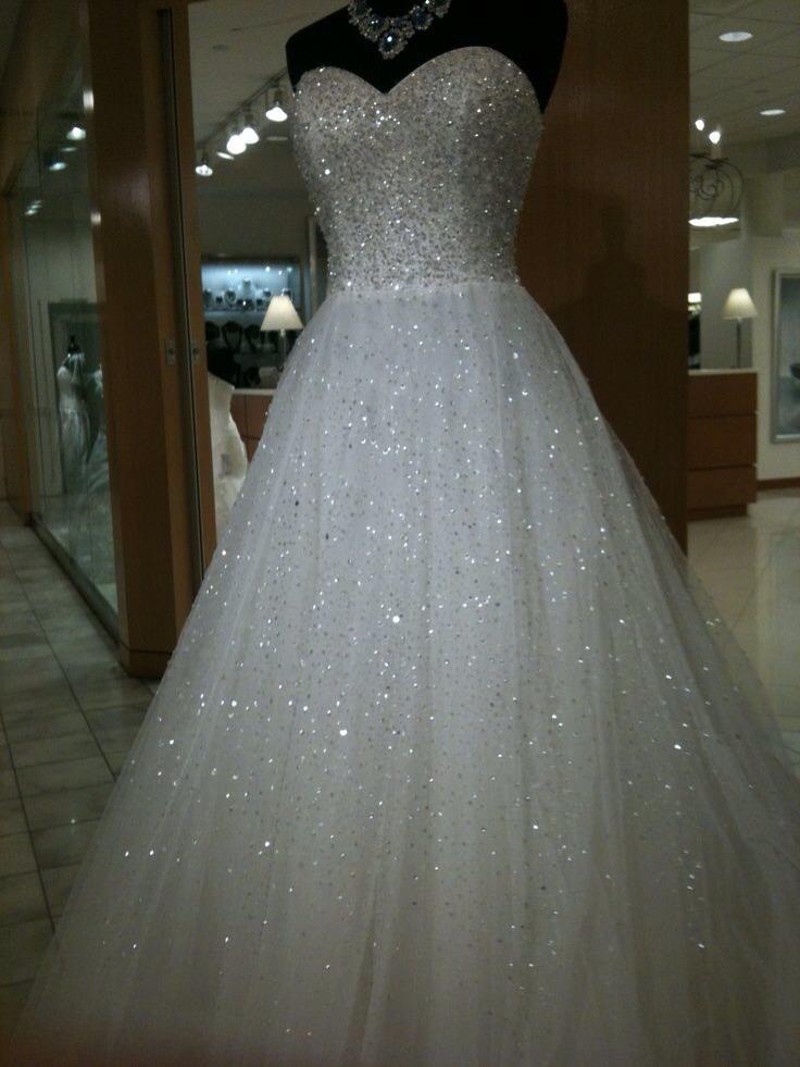 Beautiful Bling Out Wedding Dress 64 On Cheap Plus Size Wedding ...