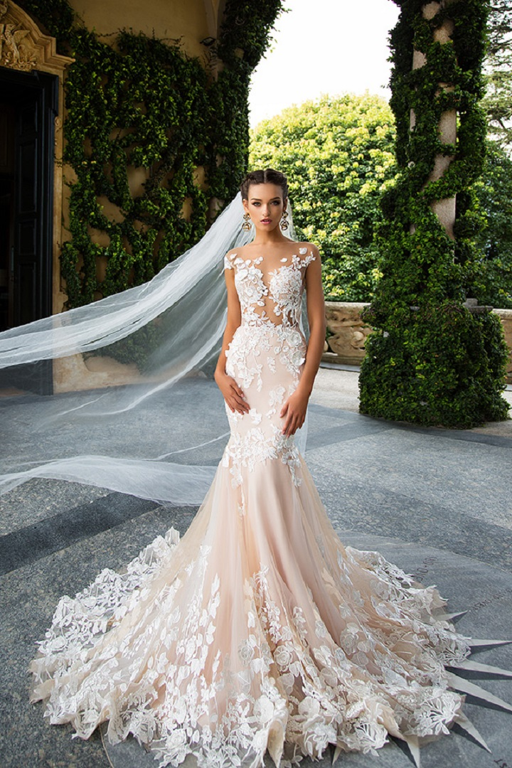 Improbable! dress from beautiful bride