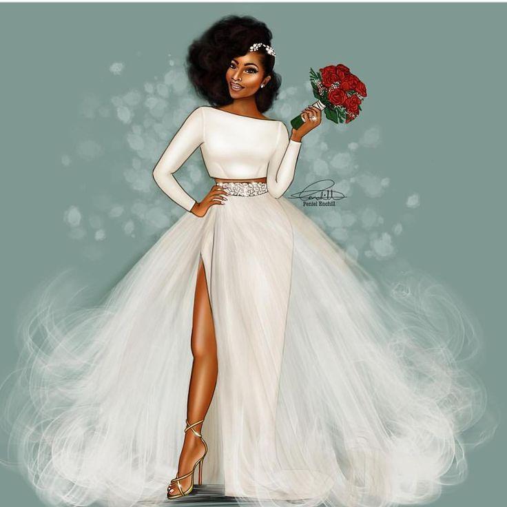 Stylish Makeup For Black S Wedding Top 10 Bridal Ideas