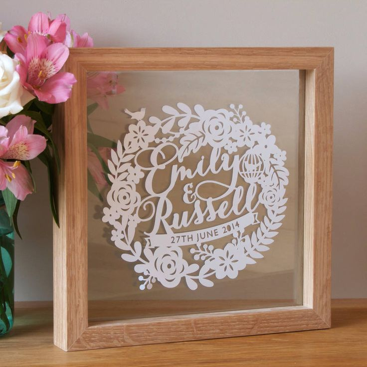 Wedding Gift Paper: Paper Wedding Anniversary