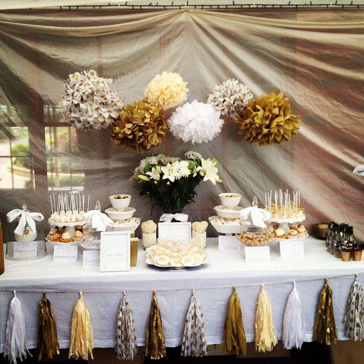 25 Year Wedding Anniversary Party Ideas: 50th Wedding Anniversary Party Ideas