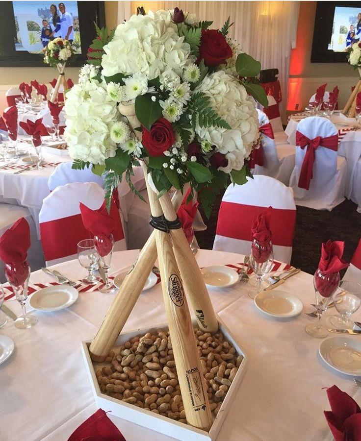 Baseball Themed Wedding Ideas - The Best Wedding 2018