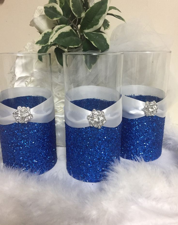 Best 25 Blue Wedding Centerpieces Ideas On Emcraft Org