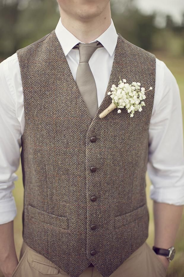Brown Wedding Suits For Men