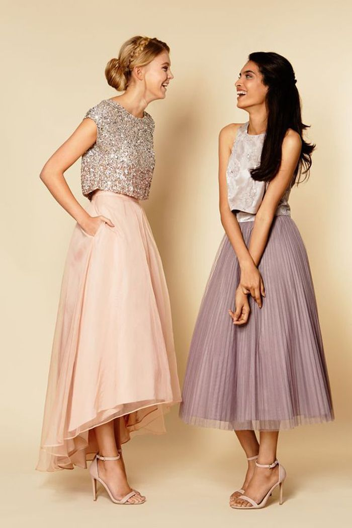 Wedding Party Outfits