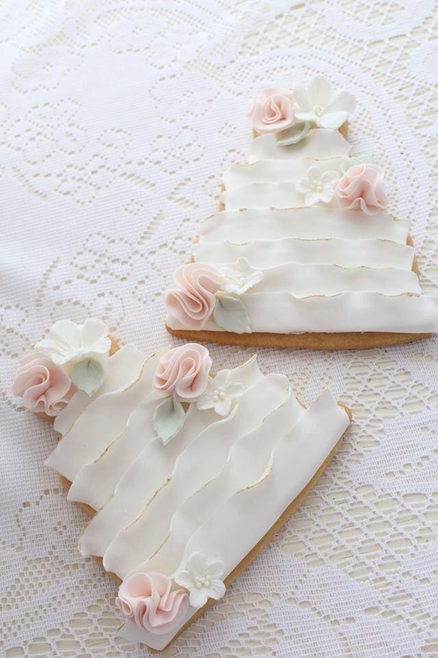 Best 25 Decorated Wedding Cookies Ideas On Emasscraft Org