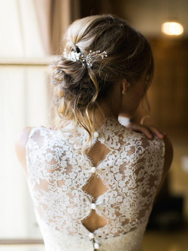Best 25 Lace Back Wedding Dress Ideas On Emasscraft Org