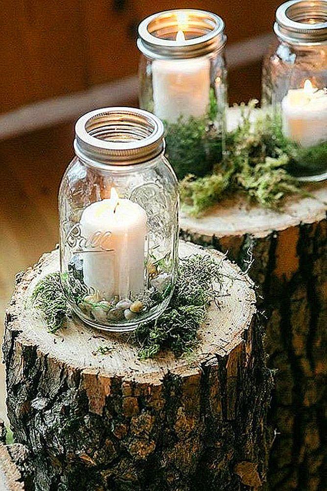 Ideas For Decorating Mason Jars For Wedding