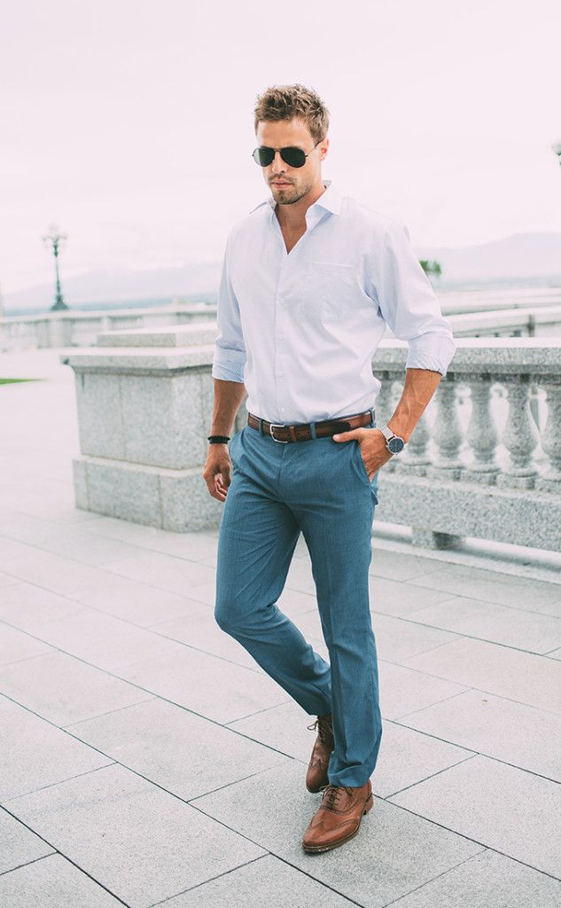 Men\'s Summer Wedding Fashion