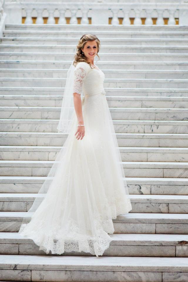 Charmant Lds Prom Kleid Ideen - Brautkleider Ideen - cashingy.info
