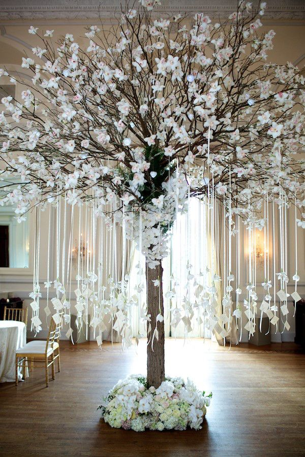 Money Tree Wedding
