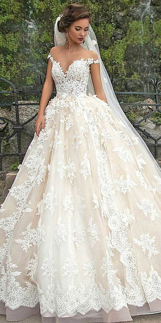 Outstanding Fancy Wedding Dresses Festooning - Wedding Ideas ...