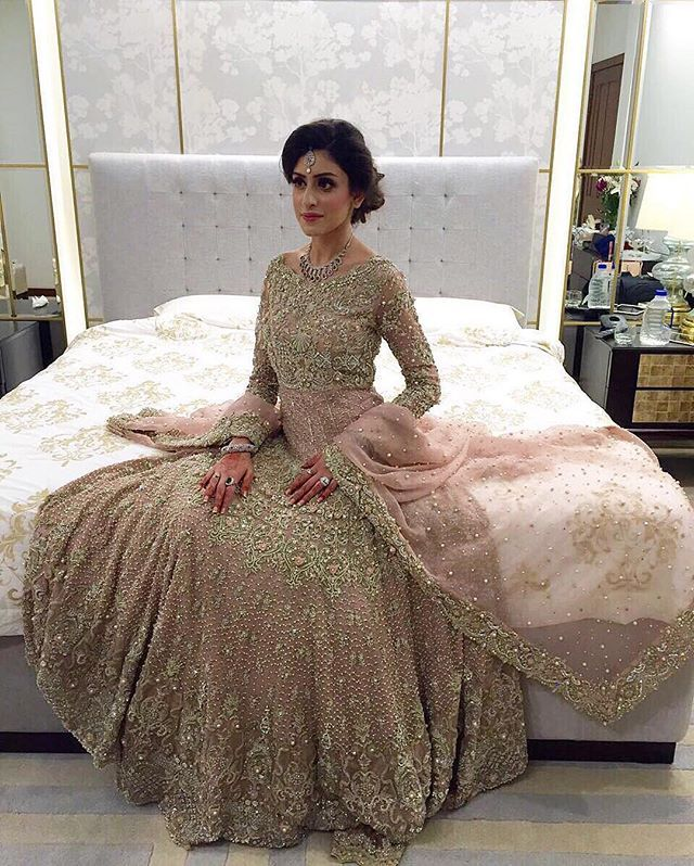 Pakistani Wedding Dresses: Desi Wedding Dress