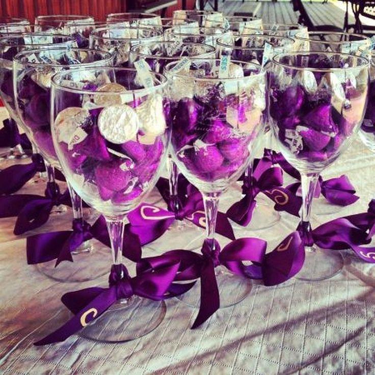Purple wedding decor ideas junglespirit Gallery